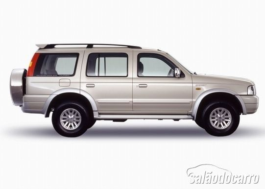 Ford Everest 7 lugares