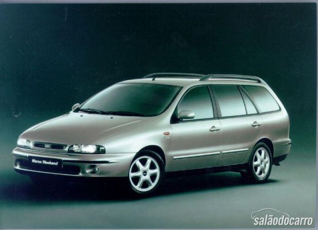 Fiat Marea - Clássicos - Salão do Carro c8e0e4f46a
