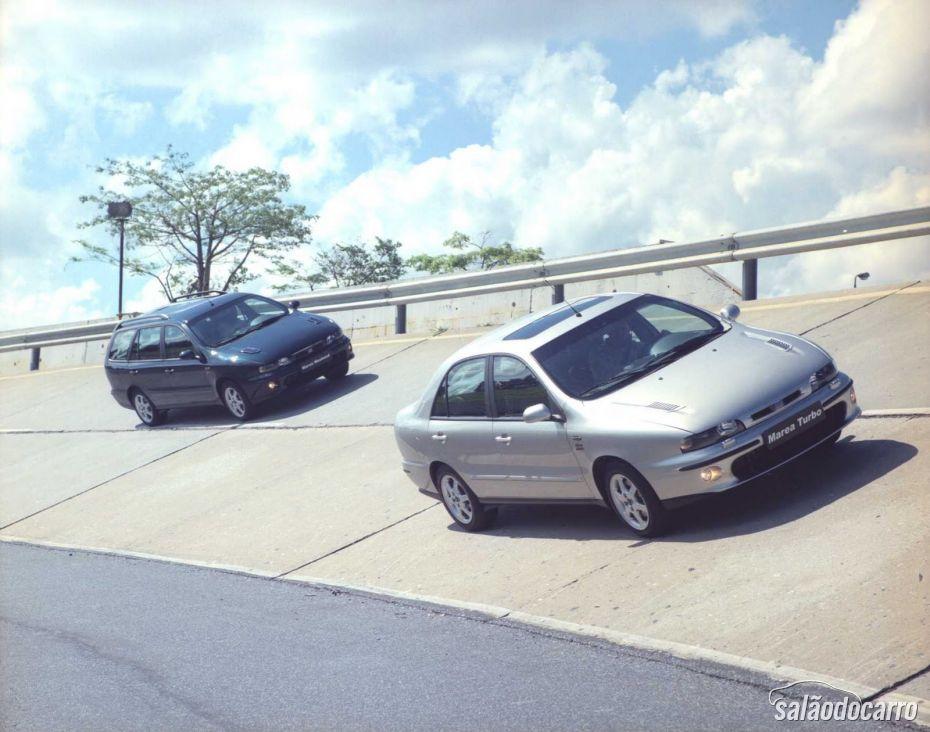 Fiat Marea Weekend e Marea Turbo
