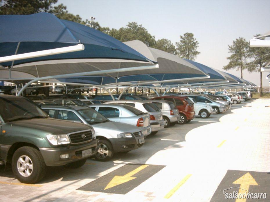 Estacionamentos mais baratos