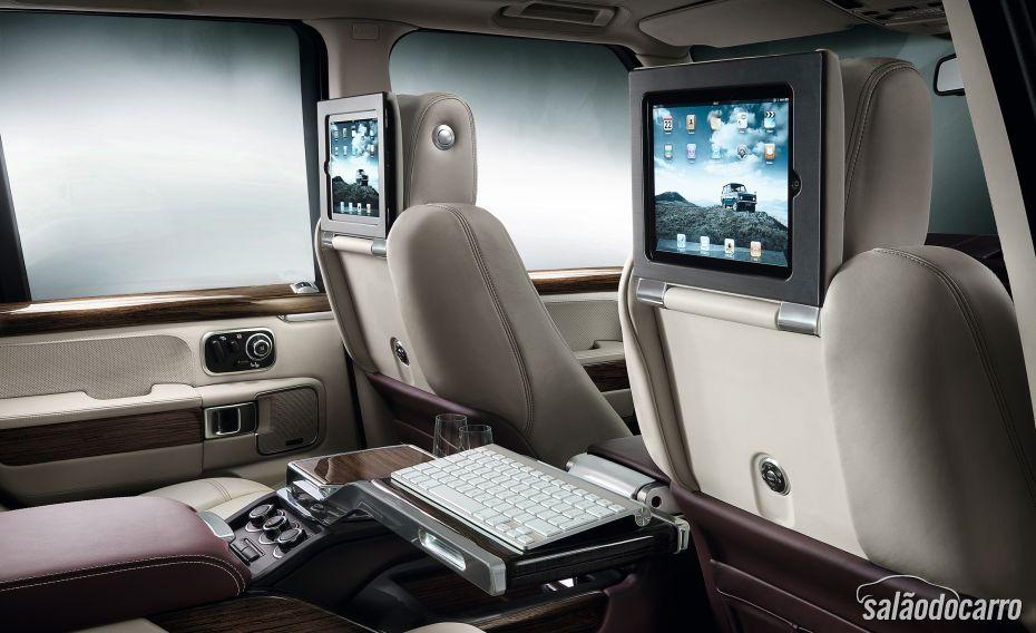 Design Interno Range Rover Autobiography
