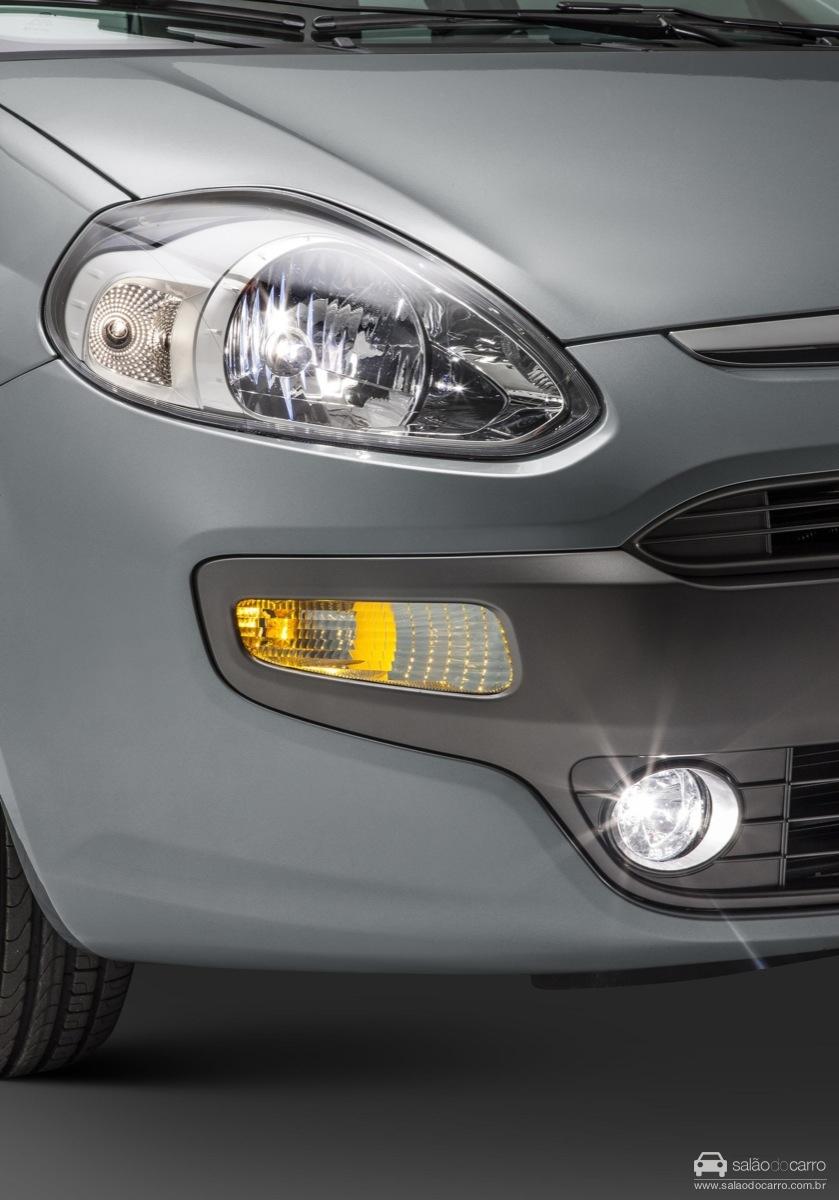 Fiat Punto - Parachoque
