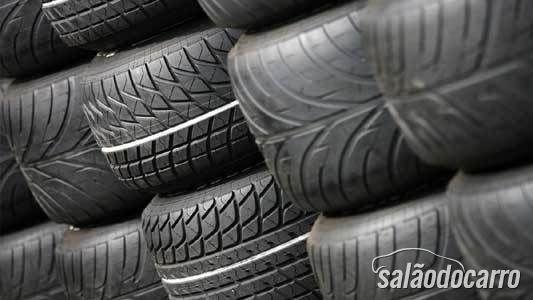 Diferentes tipos de pneus
