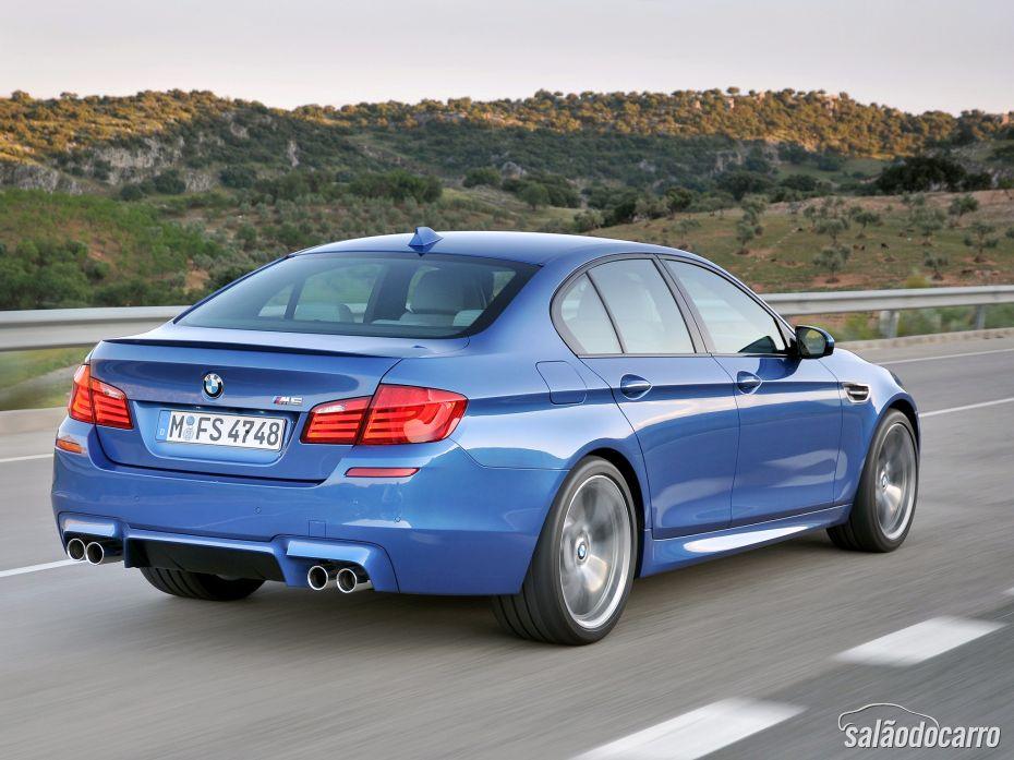 BMW M5 4.4 V8 - Foto 1