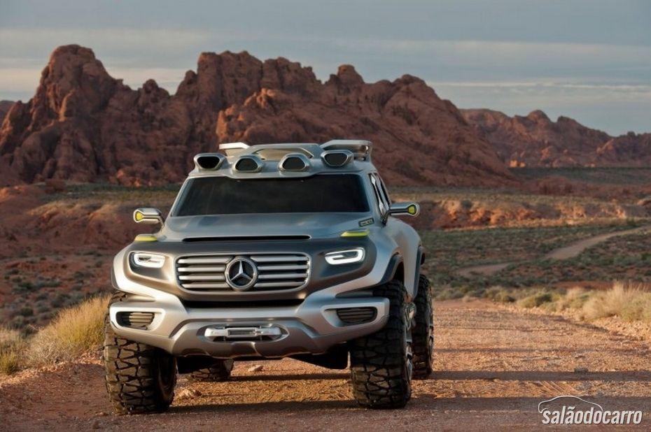 Ener-G-Force da Mercedes Benz