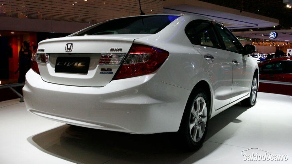 Honda Civic 2.0 [galeria] - Foto 2