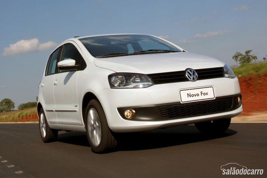 Volkswagen Fox Prime 2013 - Foto 5