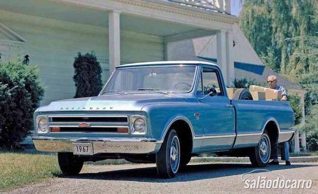 Chevrolet C10 - Ano 1967