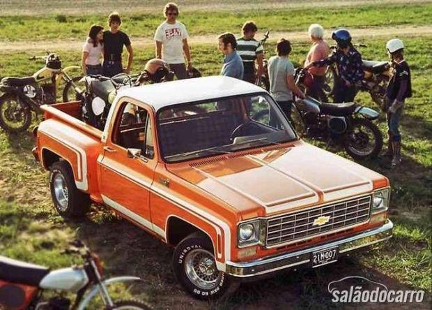 Chevrolet C10 - Ano 1972