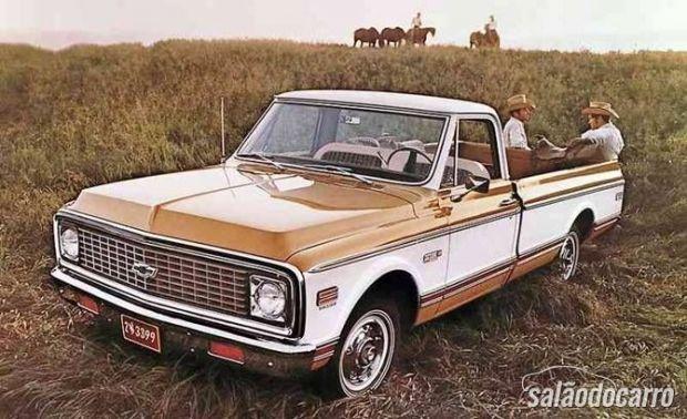 Chevrolet C10 - Ano 1969