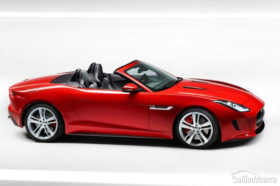 F-Type da Jaguar
