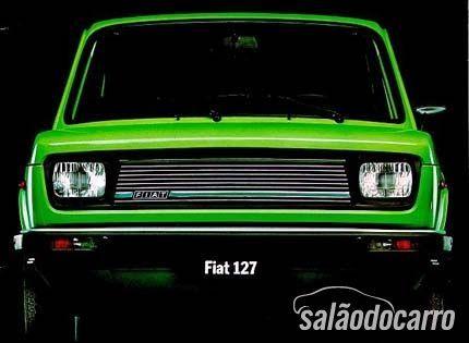 Fiat 127 brasileiro