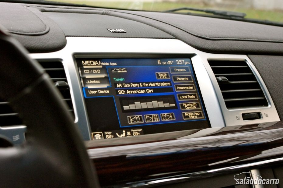 Modelo Ford Sync