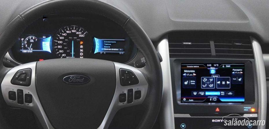 Sistema de atualizaçaõ Ford Sync