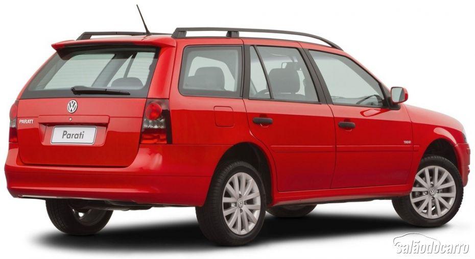 Volkswagen Parati Trend 2013