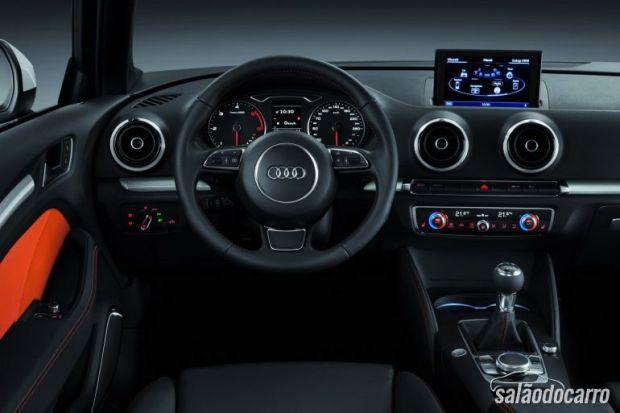 Interior Audi A3 2013