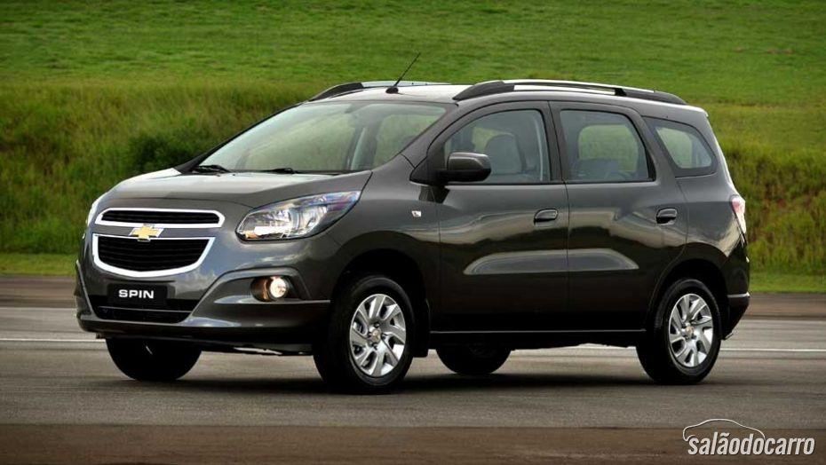 Chevrolet Spin - Foto 1