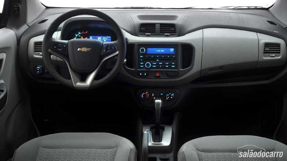 Chevrolet Spin - Interior