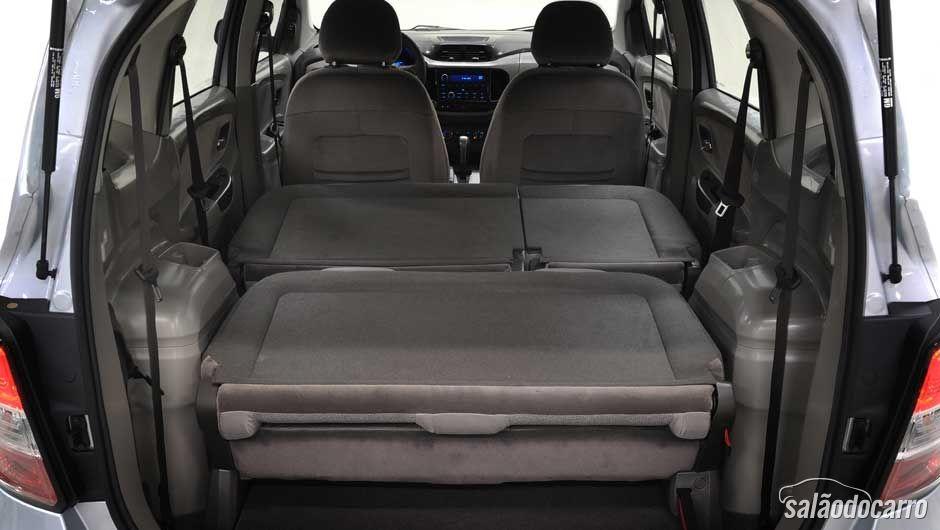 Minivans Spin X Livina X Idea Comparativos Salo Do Carro