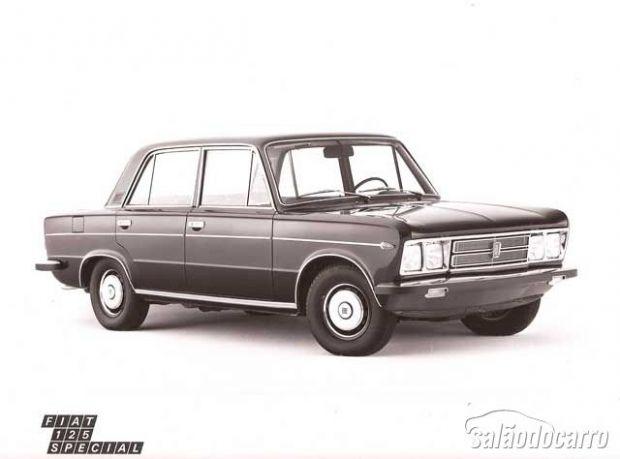 Fiat 125: Série especial
