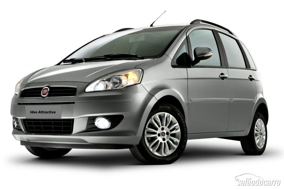 Fiat Idea - Foto 1