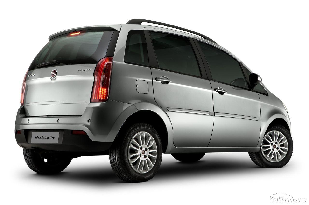 Minivans spin x livina x idea comparativos sal o do carro for Amortiguadores fiat idea 1 8