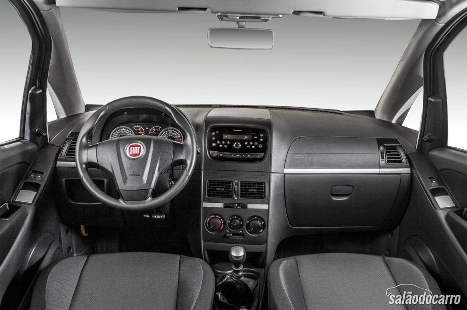 Fiat Idea - Interior