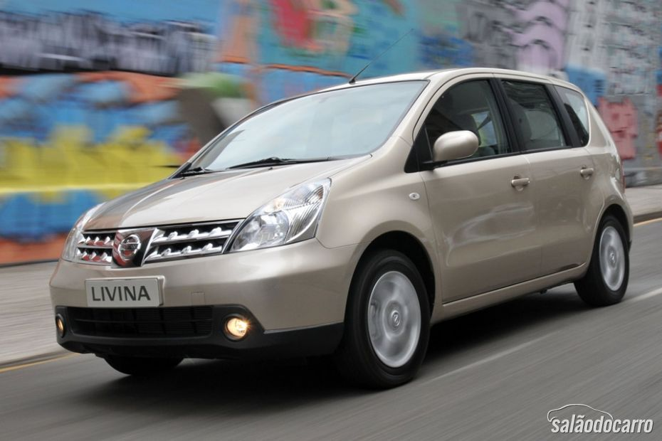 Nissan Livina - Foto 1