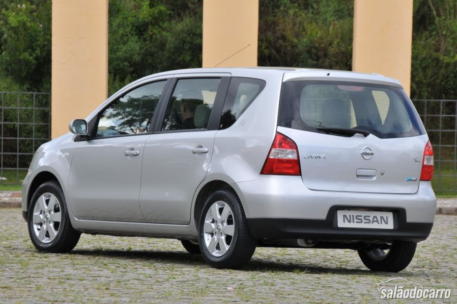 Nissan Livina - Foto 3
