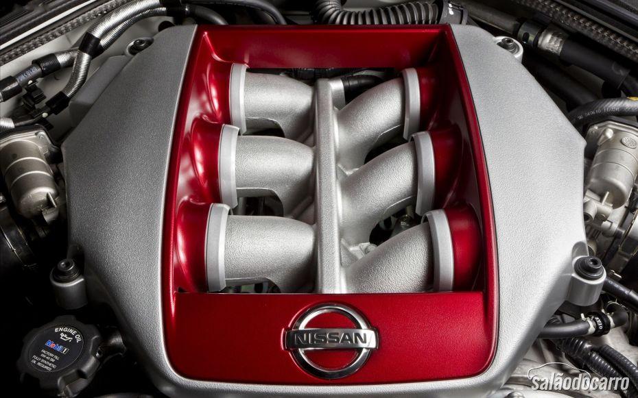 Nissan GT-R - Foto 3