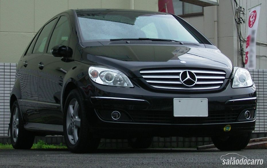 Mercedes-Benz B 200 Turbo - Foto 1