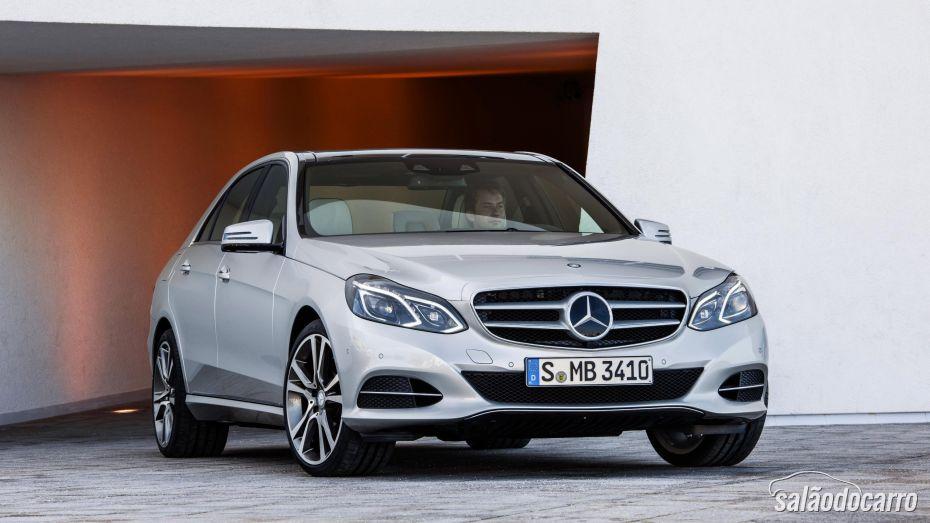 Mercedes-Benz Classe E 2014 - Foto 3