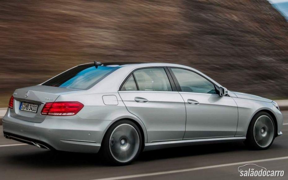 Mercedes-Benz Classe E 2014 - Foto 4