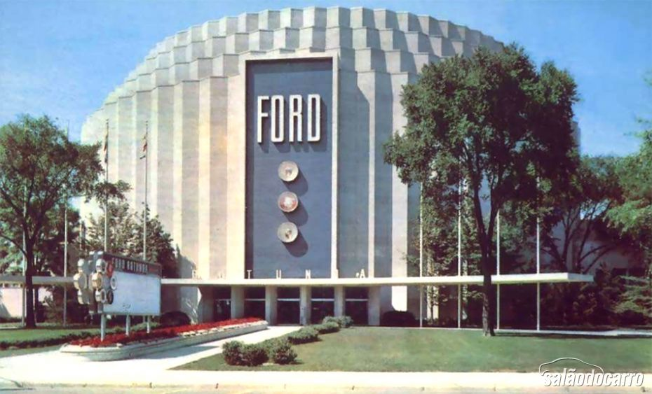 Sede da Ford em Michigan