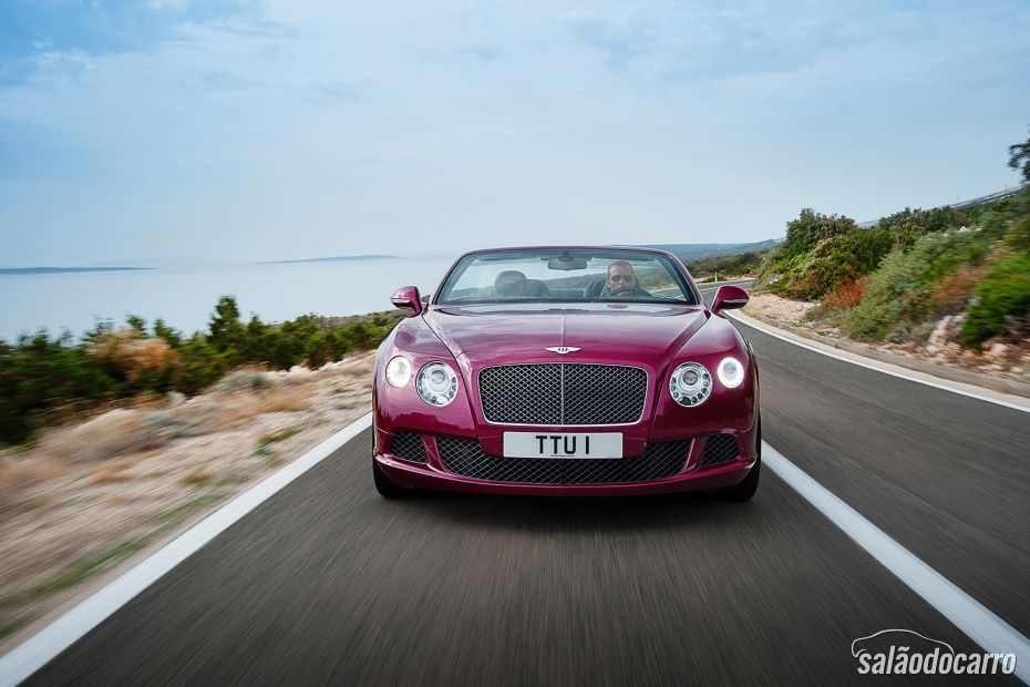 Continental GT Speed Convertible - Foto 2