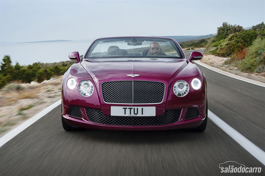 Continental GT Speed Convertible - Foto 3