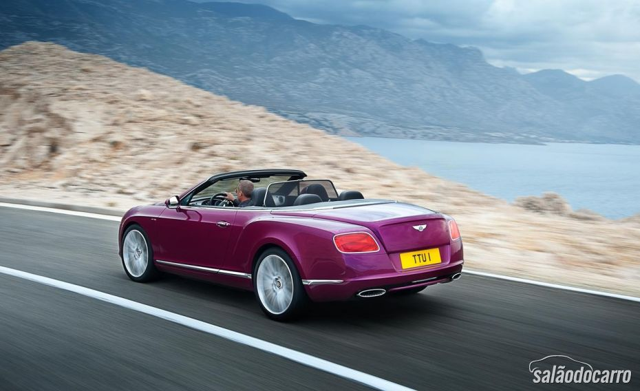 Continental GT Speed Convertible - Foto 4