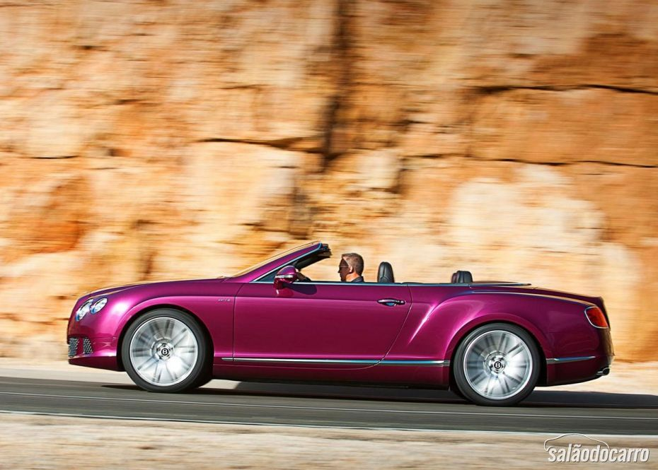 Continental GT Speed Convertible - Foto 5