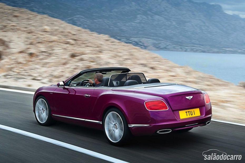 Continental GT Speed Convertible - Foto 6