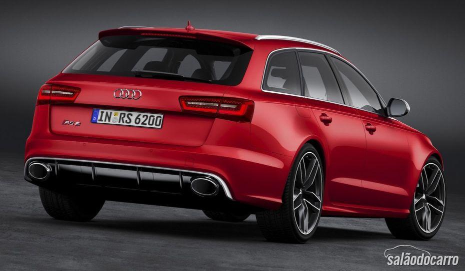 Audi RS6 Avant - Foto 2