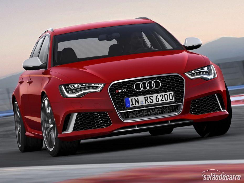 Audi RS6 Avant - Foto 3