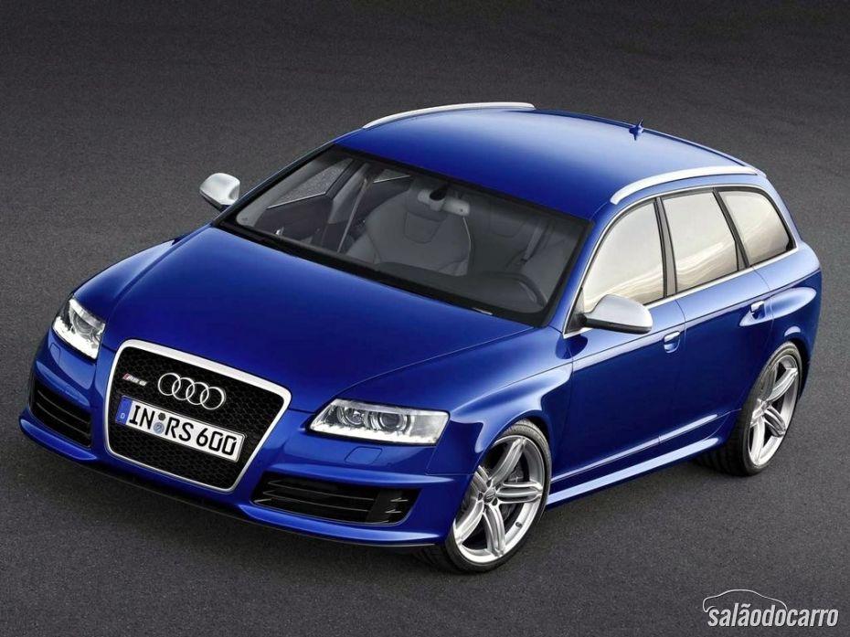 Audi RS6 Avant - Foto 4