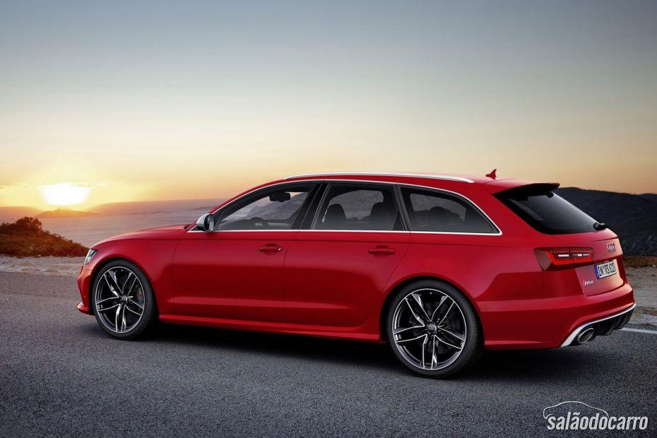 Audi RS6 Avant - Foto 8