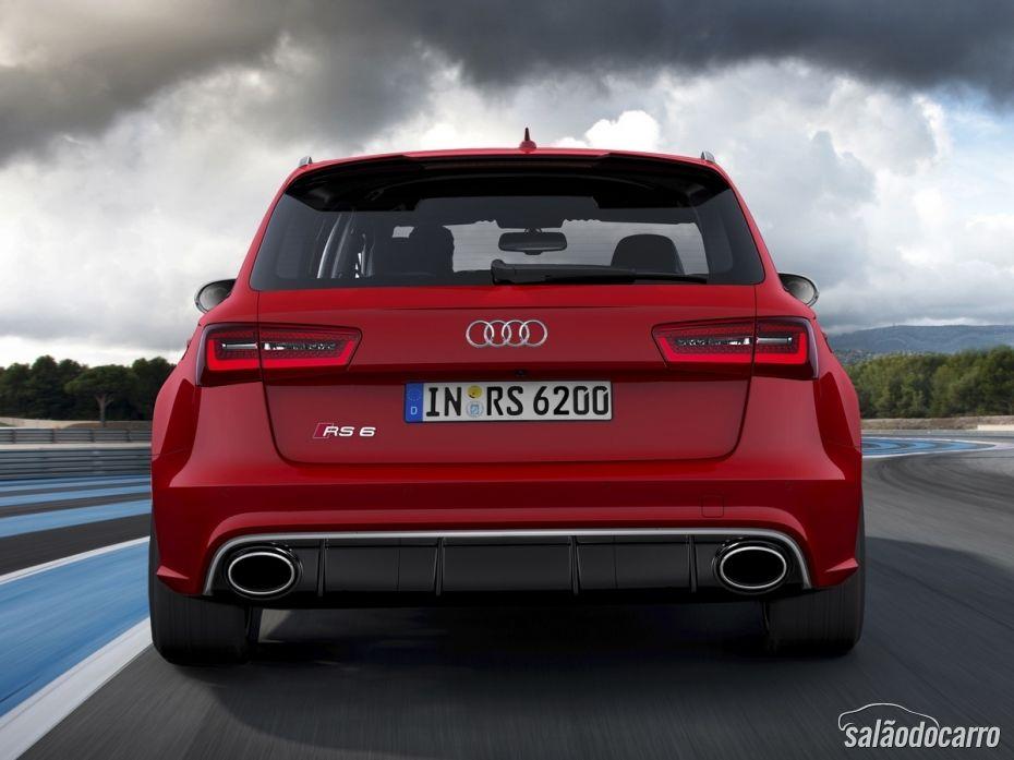 Audi RS6 Avant - Foto 9