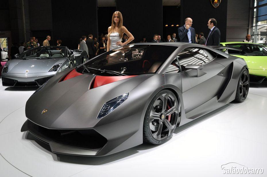 Lamborghini Sesto Elemento - Foto 1