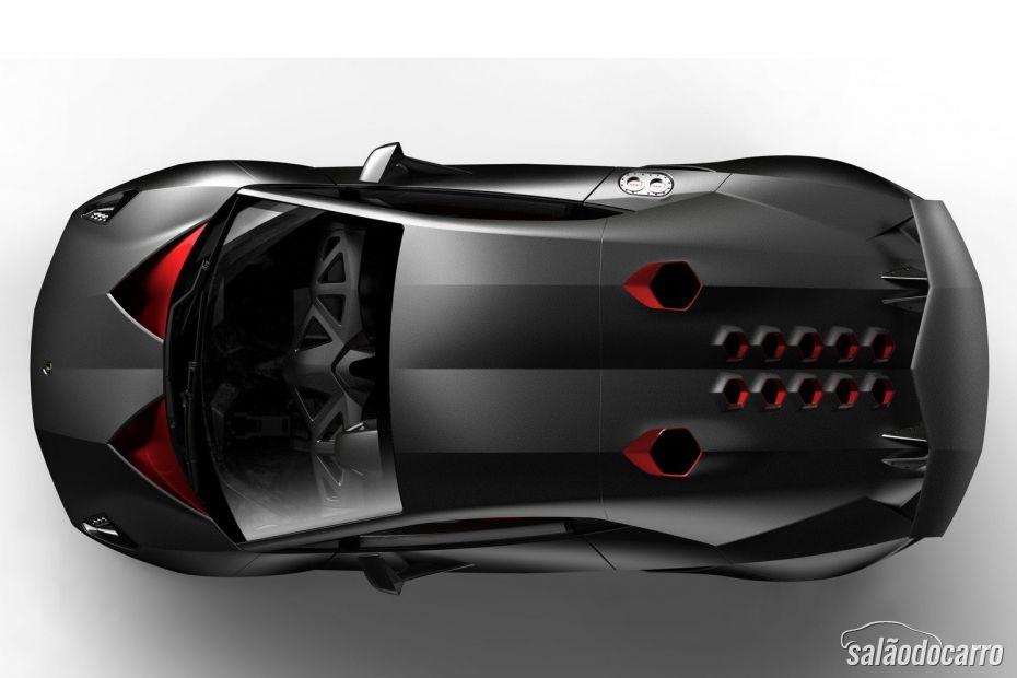 Lamborghini Sesto Elemento - Foto 8