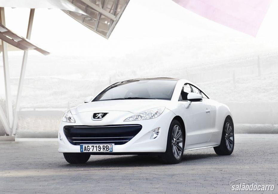 Peugeot RCZ - Foto 2