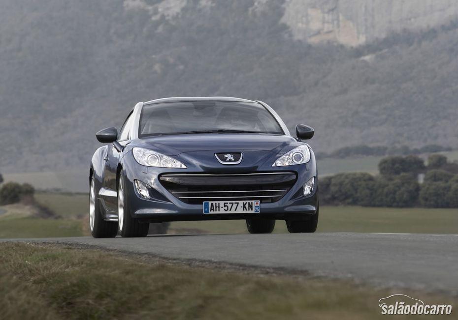 Peugeot RCZ - Foto 6