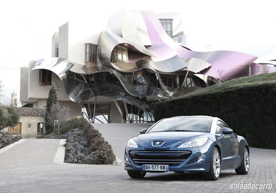 Peugeot RCZ - Foto 7