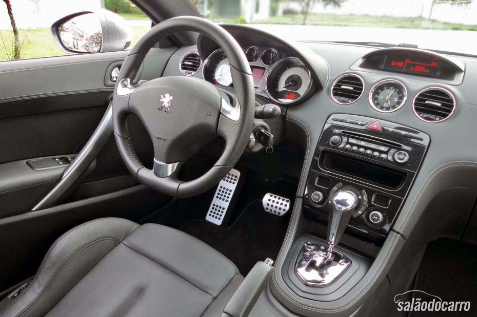 Peugeot RCZ - Interior - Foto 1
